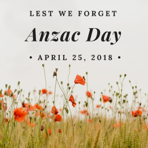 2018 Anzac Trading Hours