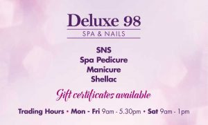 Deluxe 98 spa and nails